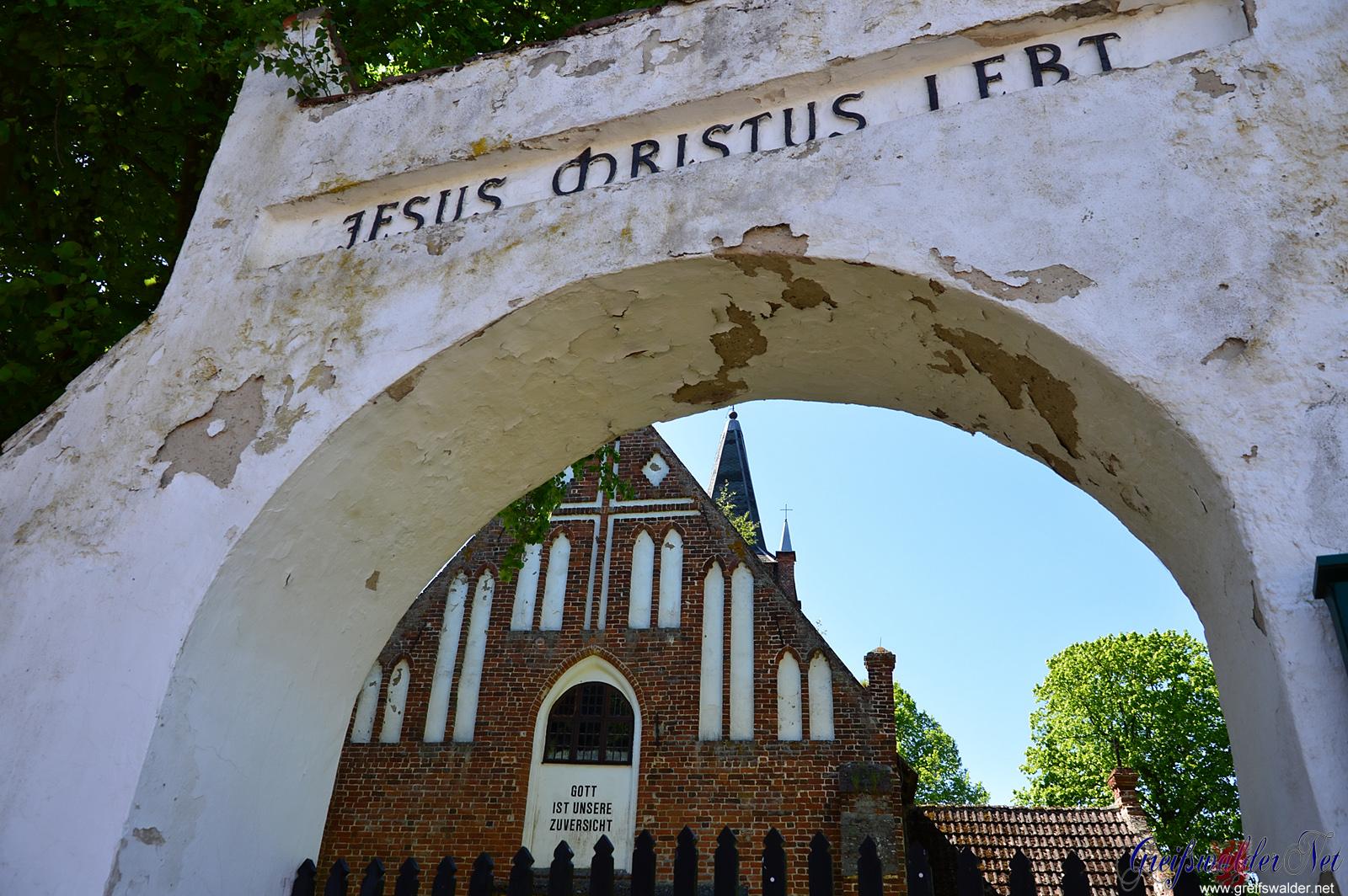 Kirche in Kemnitz