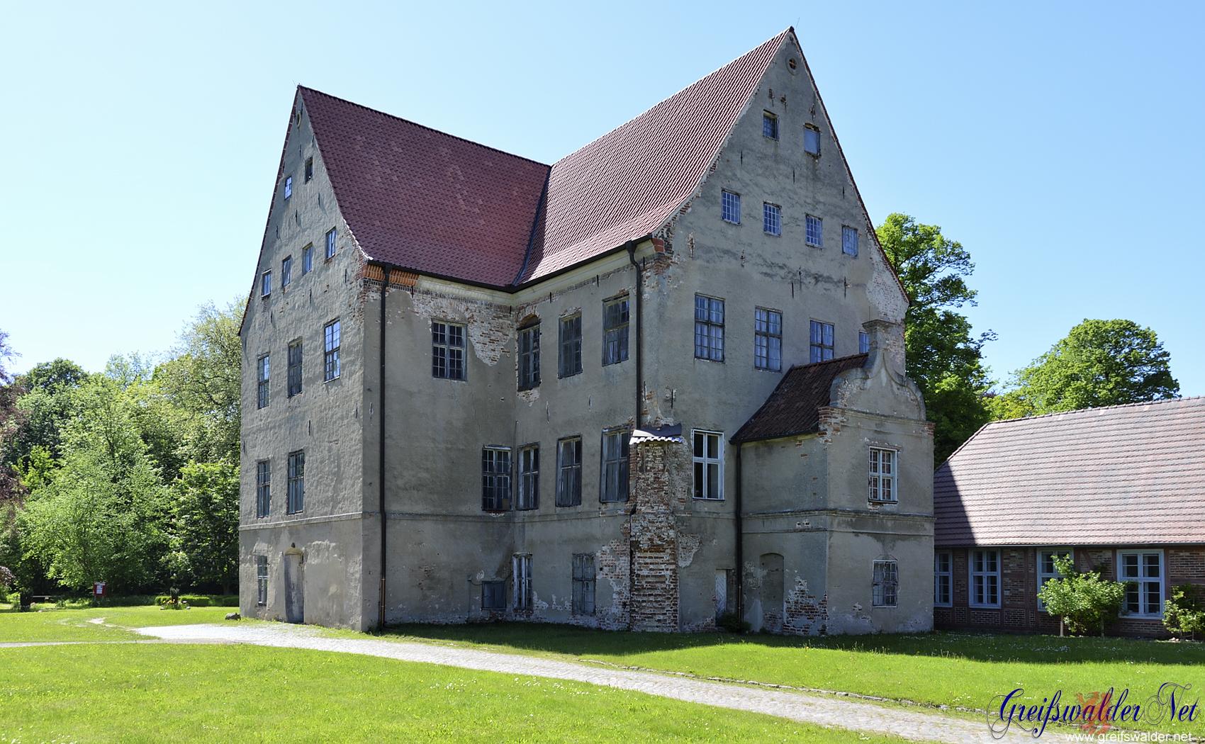Schloss Ludwigsburg (Vorpommern)