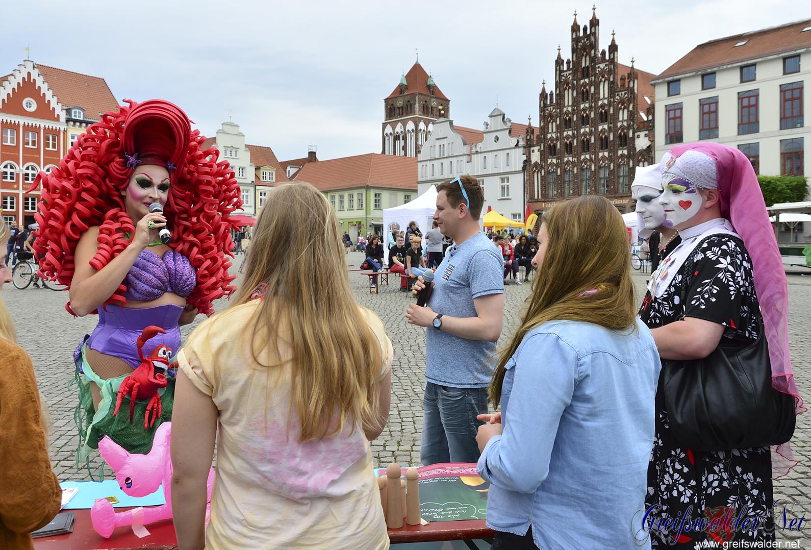 Tag der Akzeptanz in Greifswald