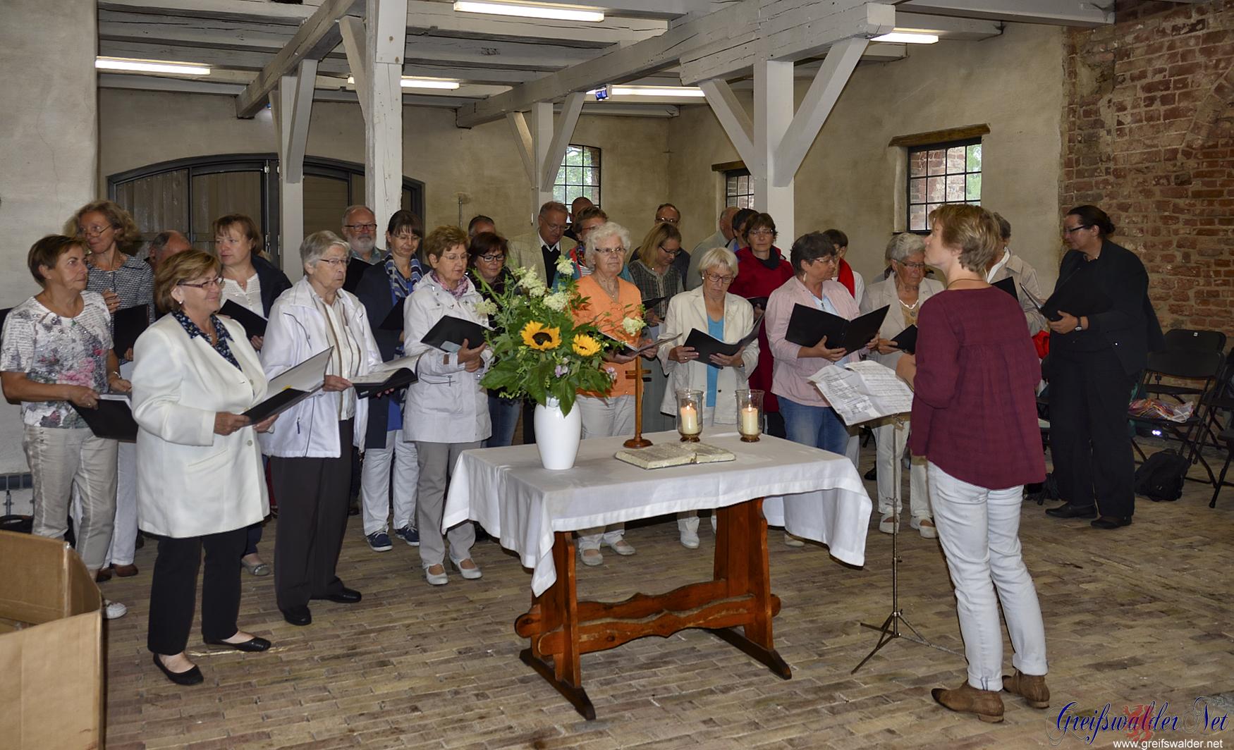 Abschluss-Gottesdienst zum Bugenhagenfest