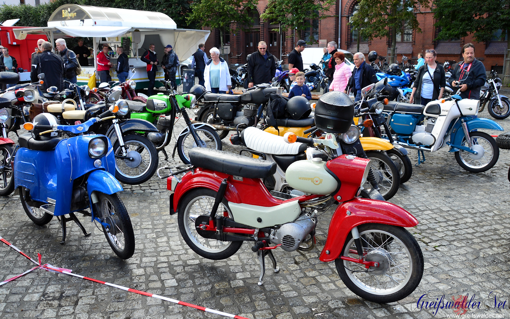 MoGo 2017 - Motorradgottesdienst in Greifswald