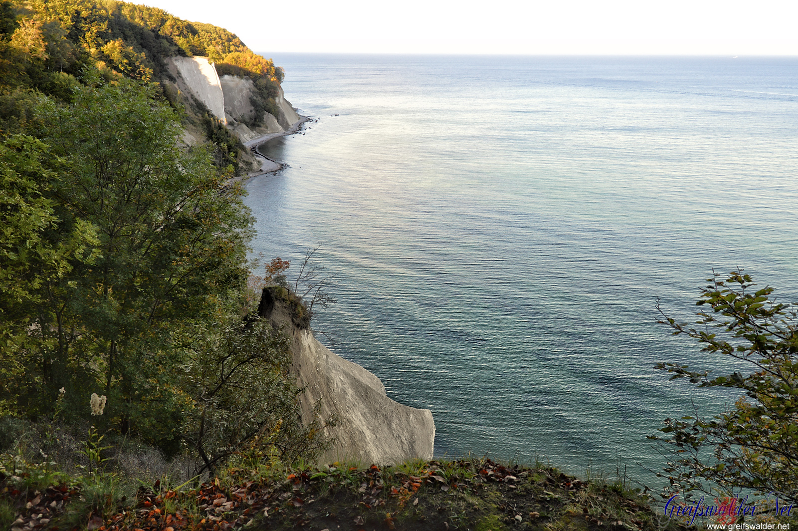 Wissower Klinken auf der Insel Rügen
