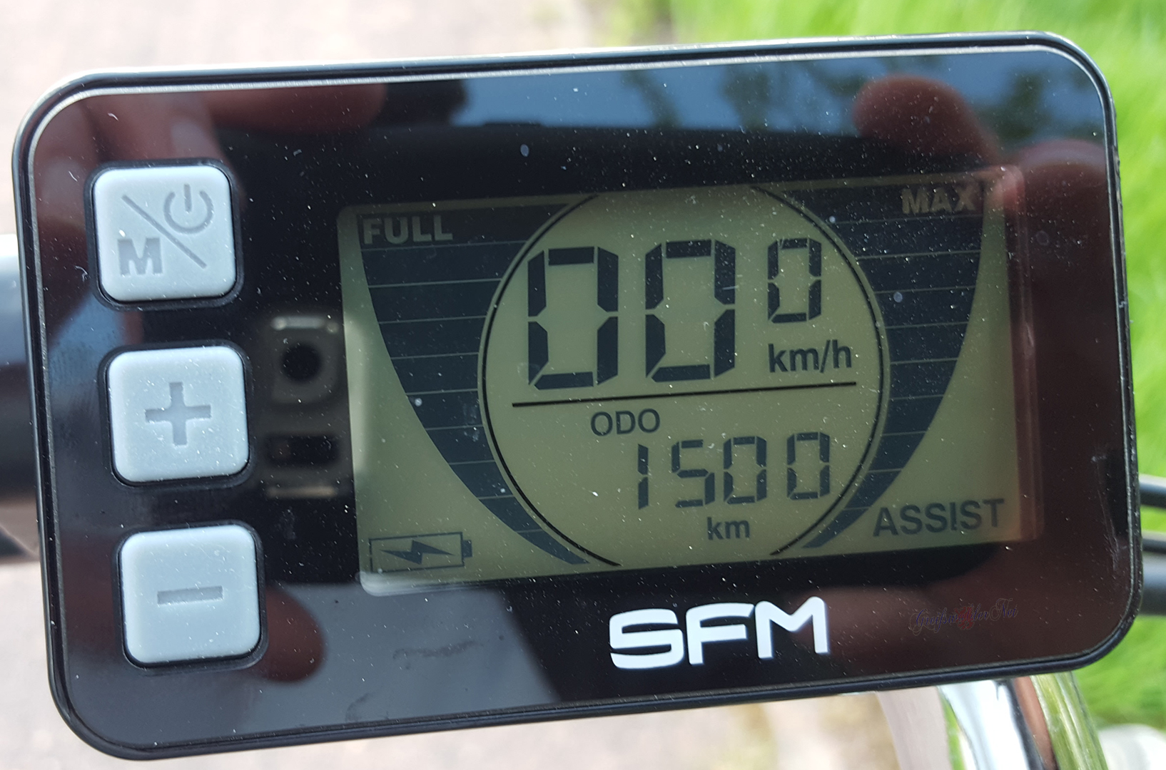 1500 km in 309 Tage