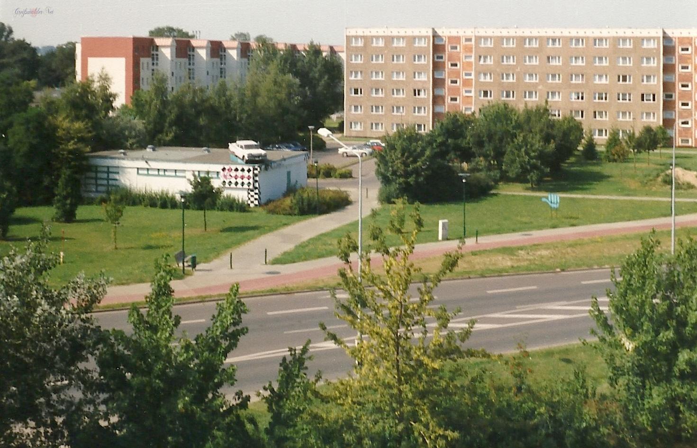 Clubdiskothek Cadillac in Greifswald (1998)