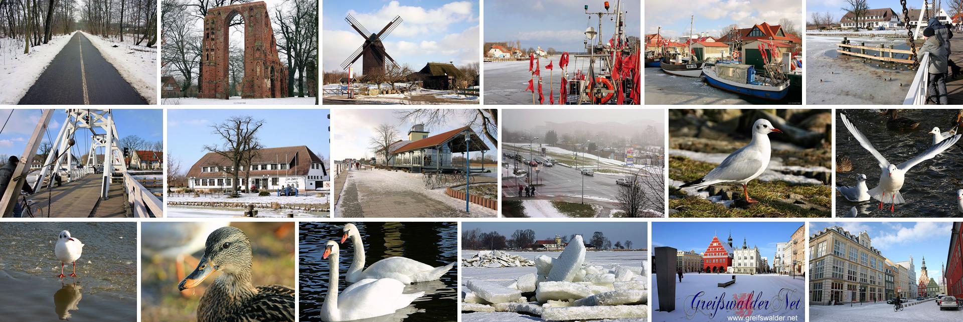 Winter 2006 in Greifswald