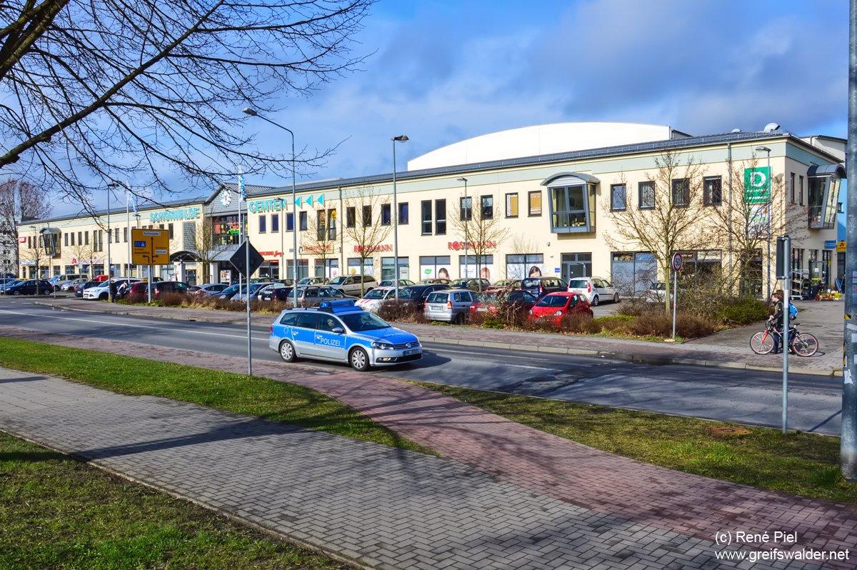 Schönwalde-Center in Greifswald