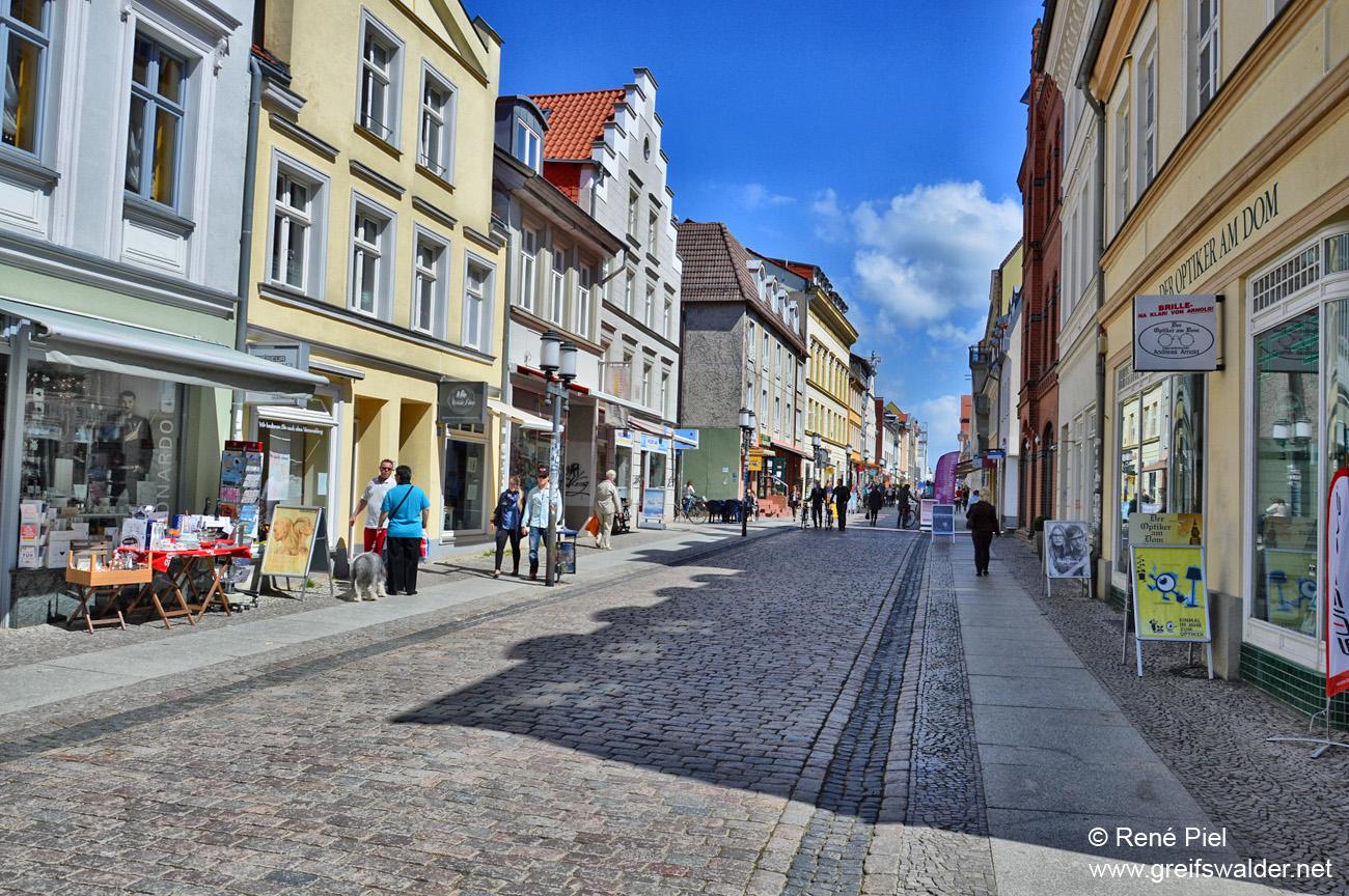 Lange Straße - Greifswald