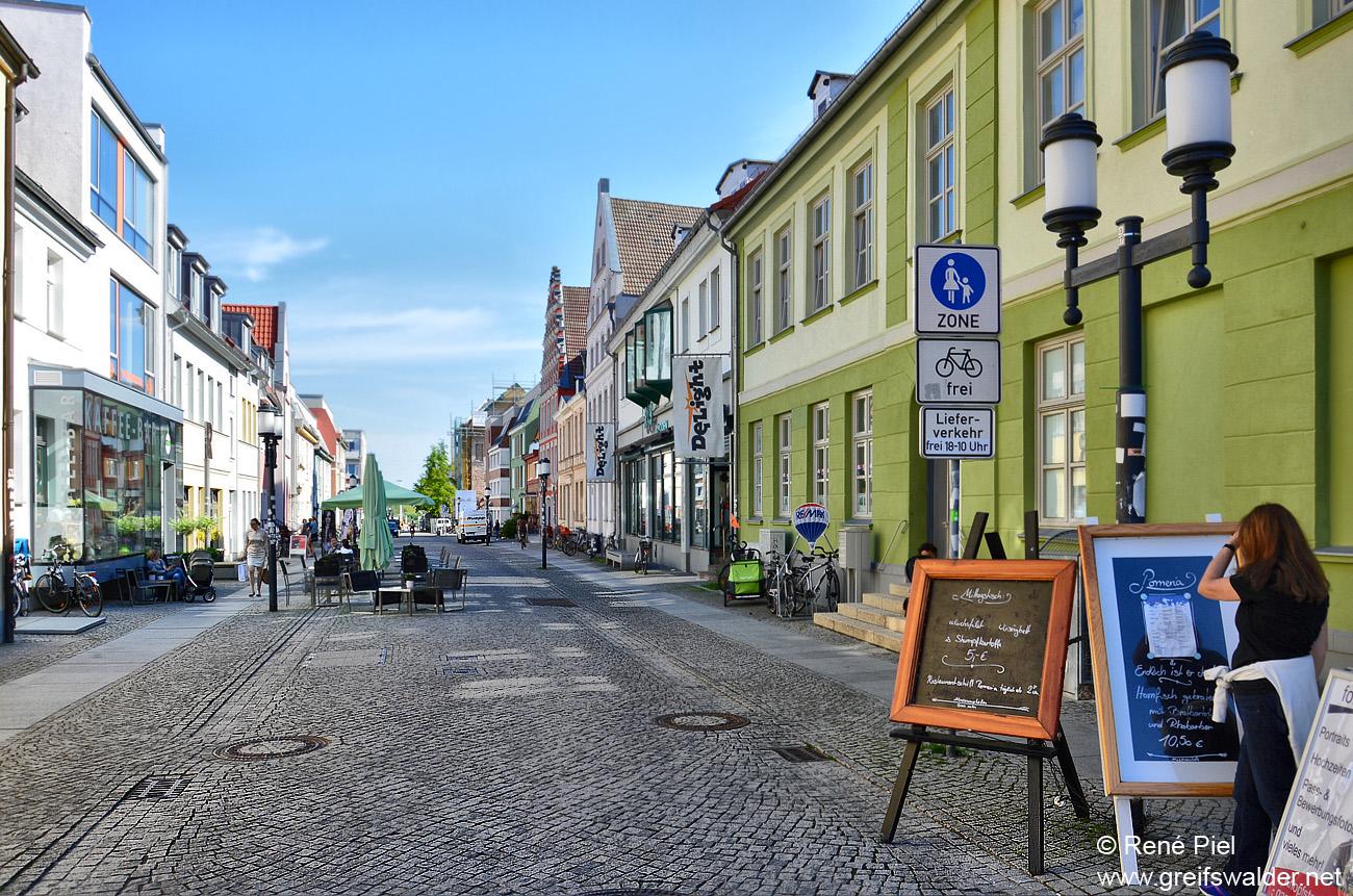 Knopfstraße Greifswald