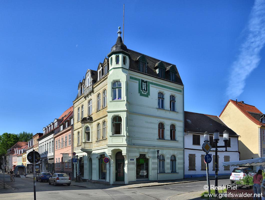 Fleischerstraße Greifswald