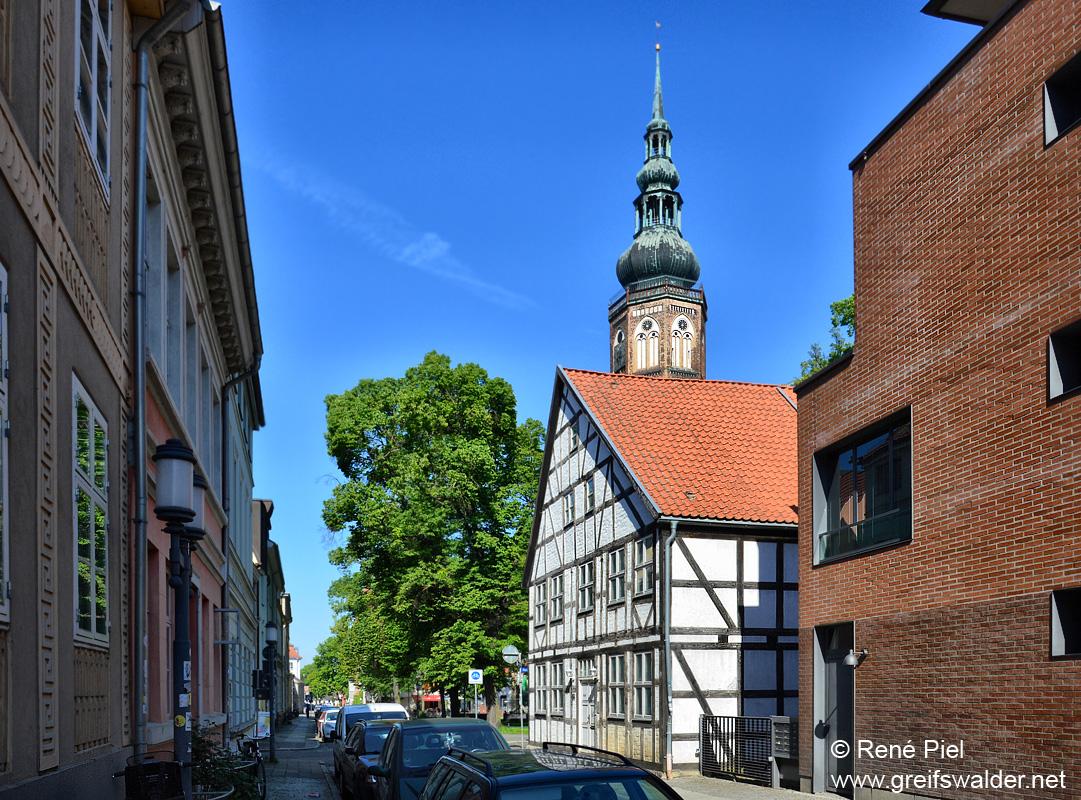 Domstraße Greifswald