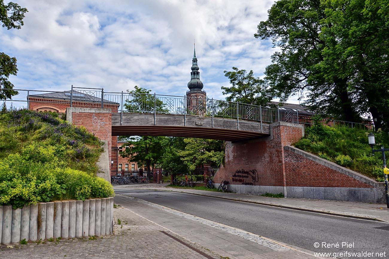 Rubenow-Brücke in Greifswald
