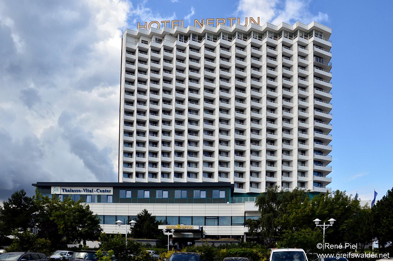 Warnemünde - Hotel Neptun