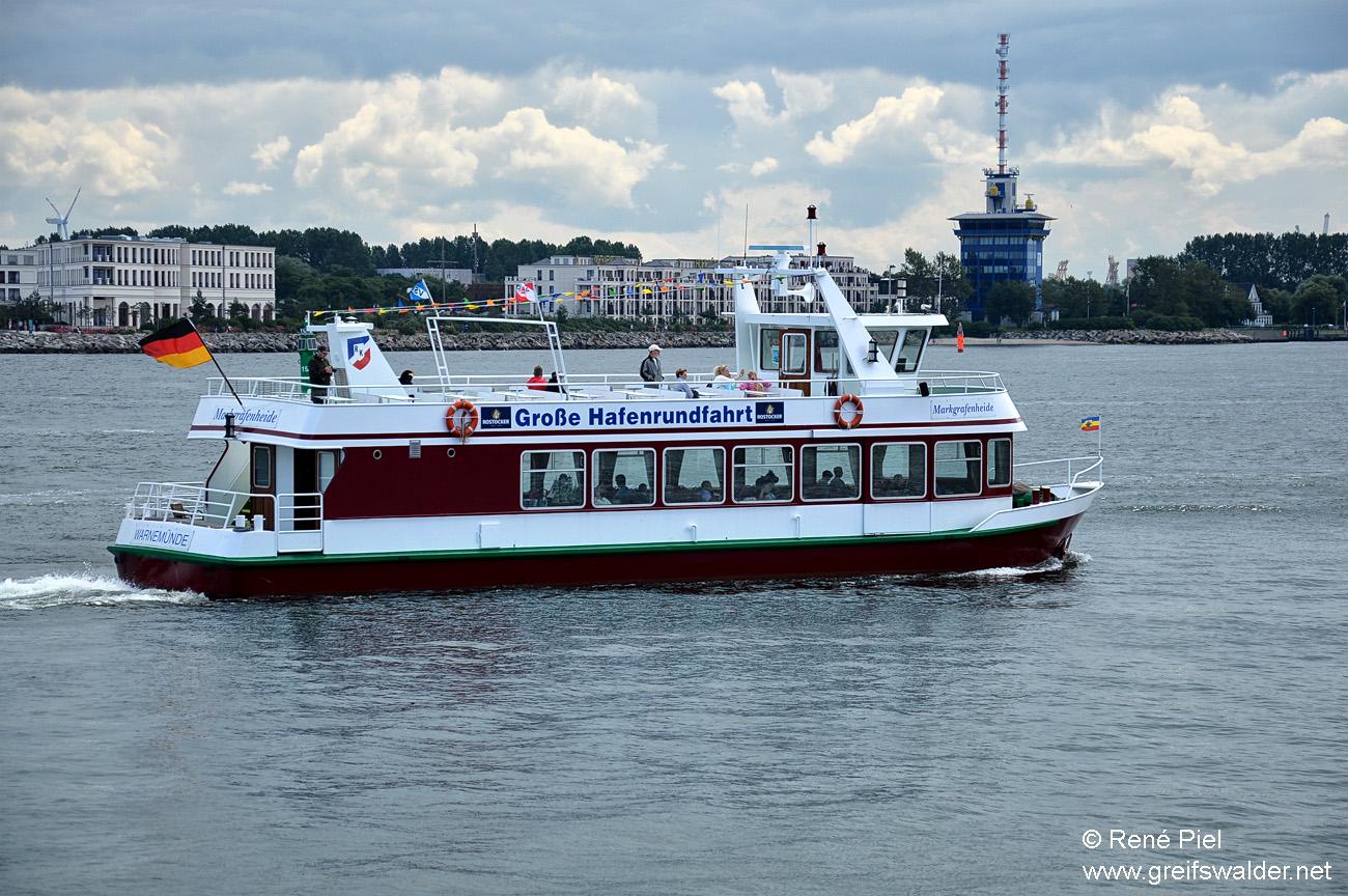Warnemünde - Hafen