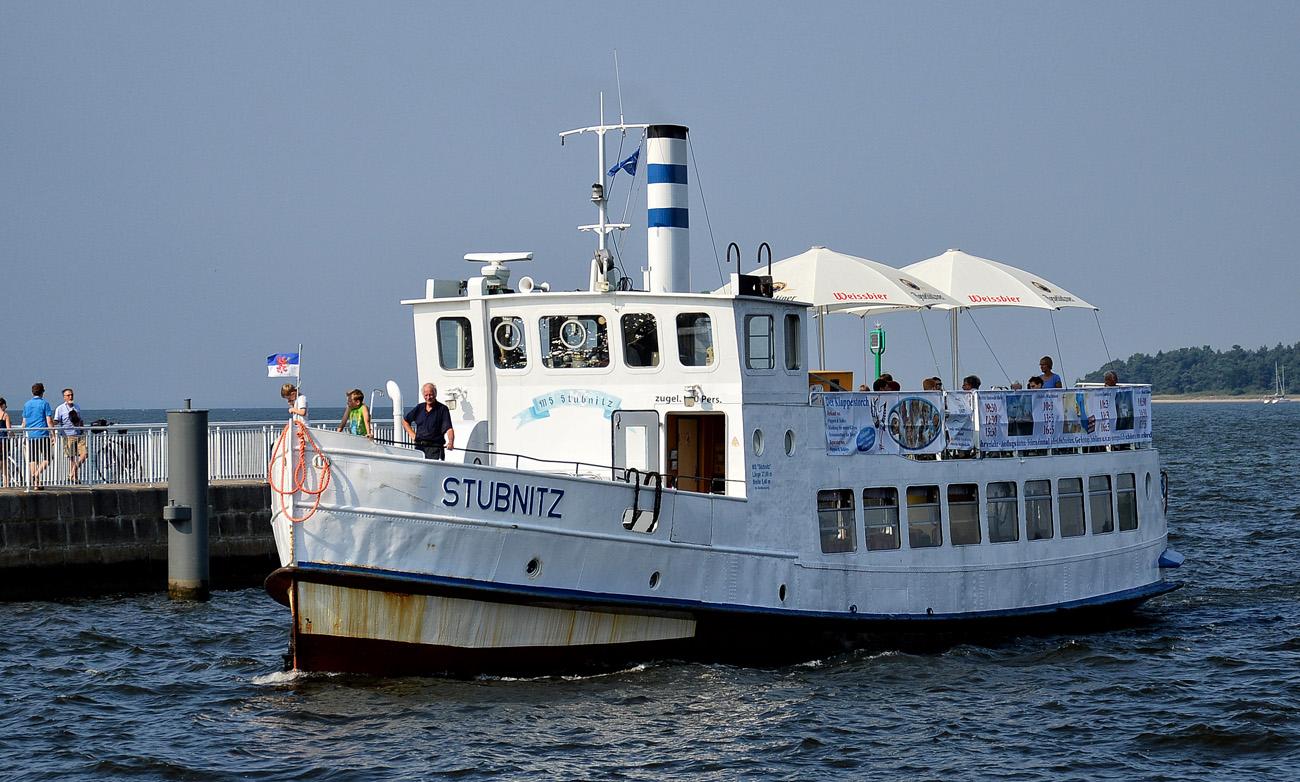 Fahrgastschiff MS Stubnitz