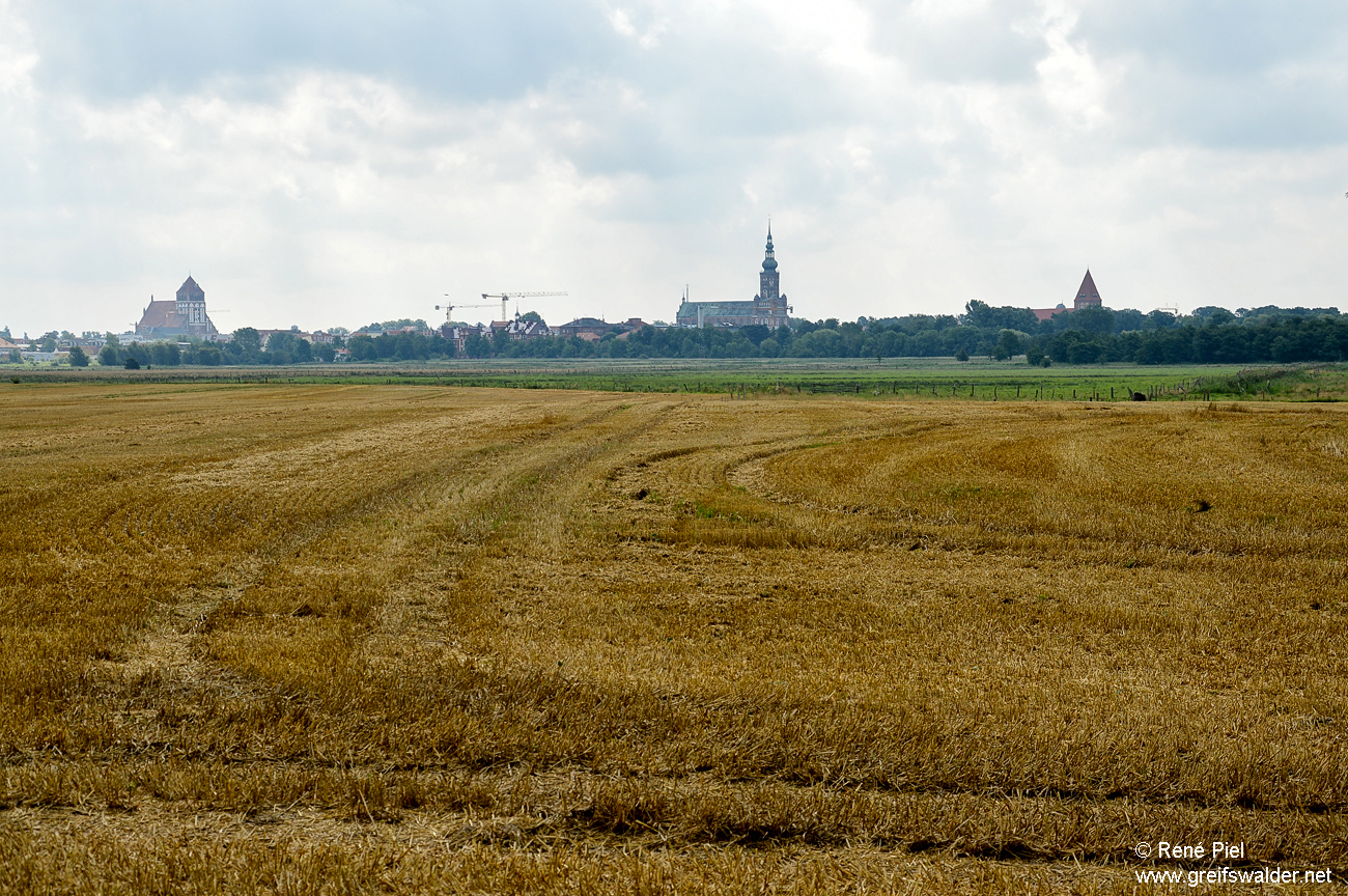 Blick auf Greifswald (Caspar-David Friedrich-Blick)