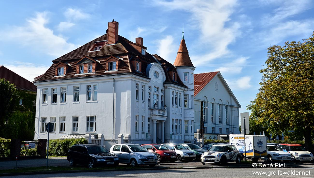 Robert-Blum-Straße 1 in Greifswald