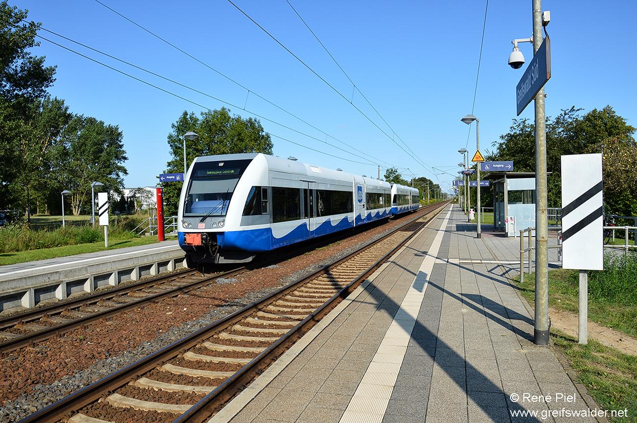 Greifswald - Bahnhof Süd