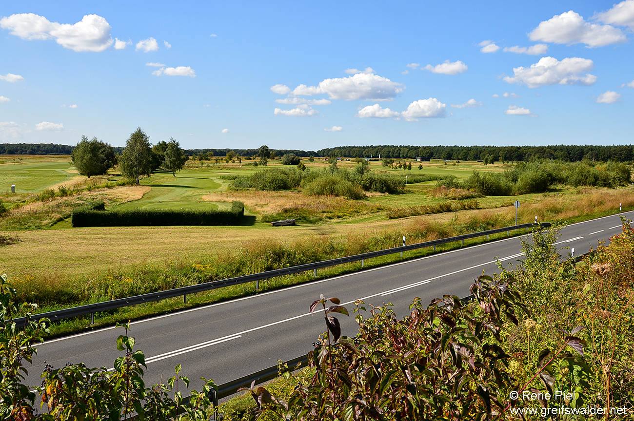 Am Golfpark Greifswald-Wackerow