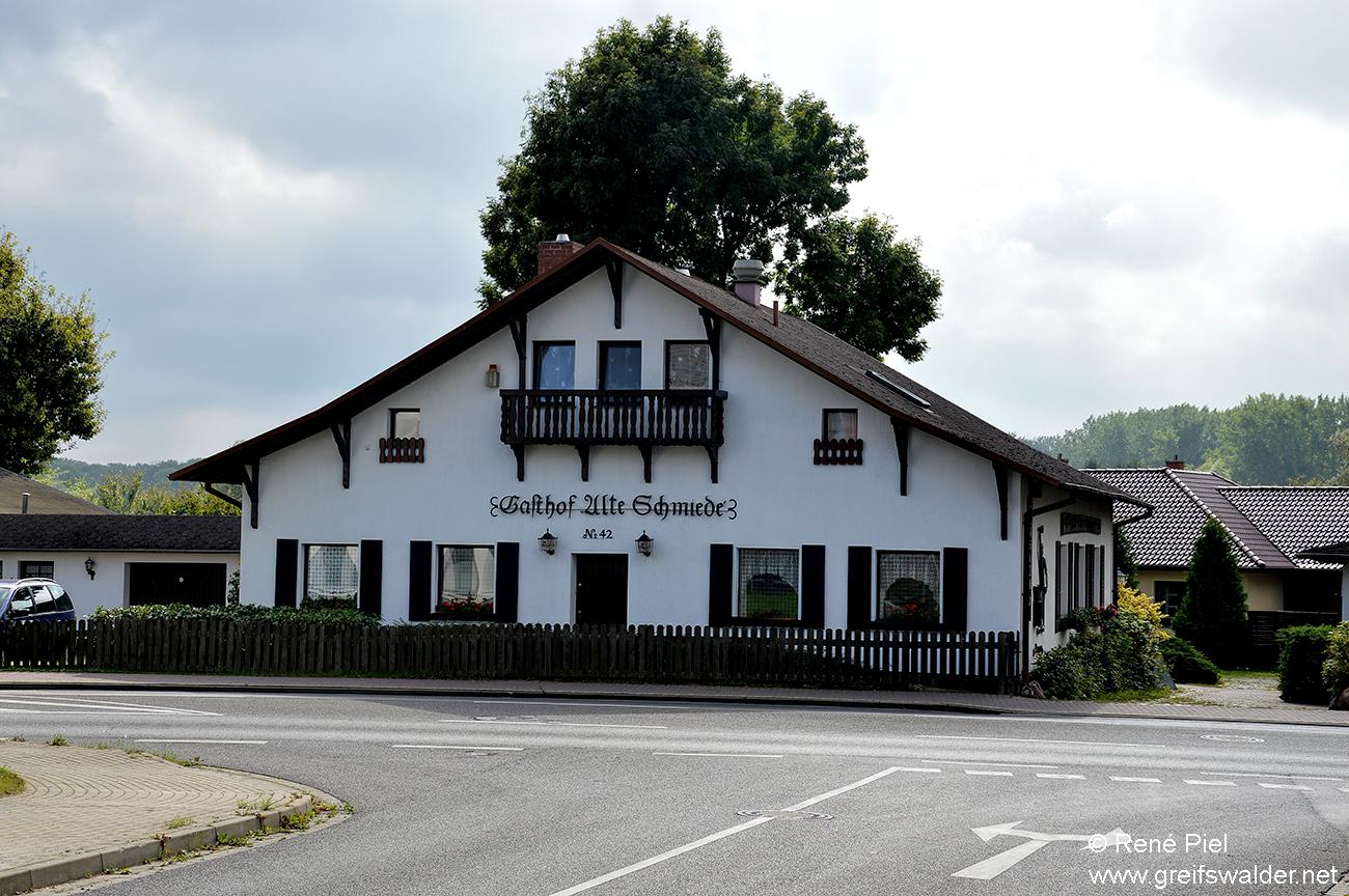 "Gasthof ""Alte Schmiede"" in Greifswald-Eldena"