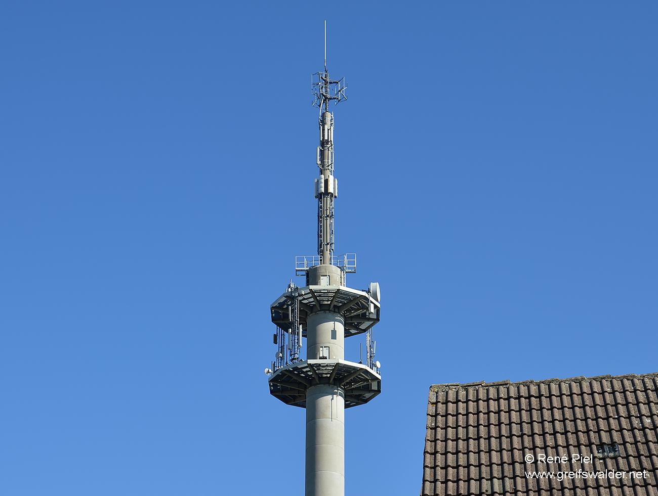 Funkturm Greifswald