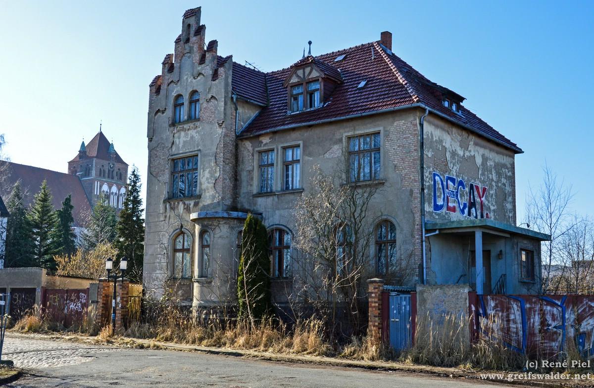 """""""Geisterhaus"""""""