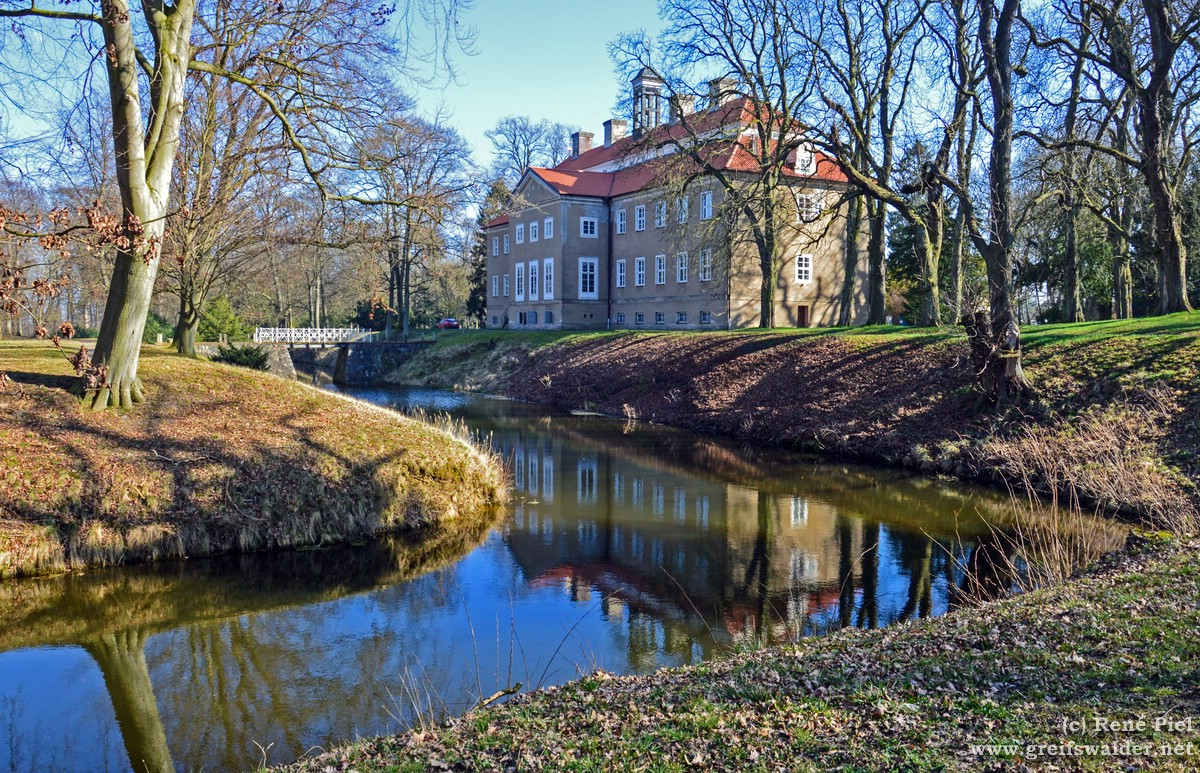 Schlosspark Griebenow