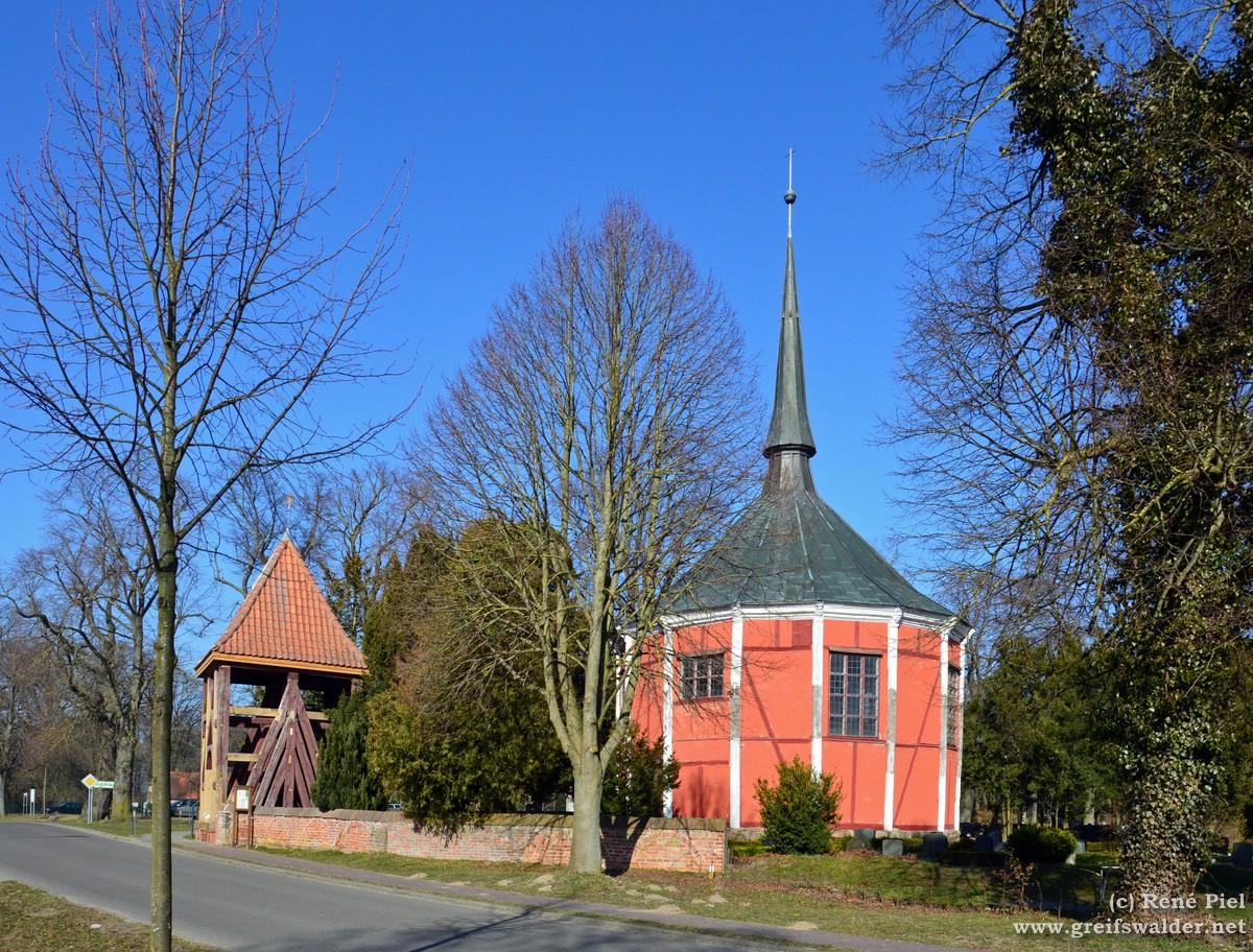 Schlosskapelle Griebenow
