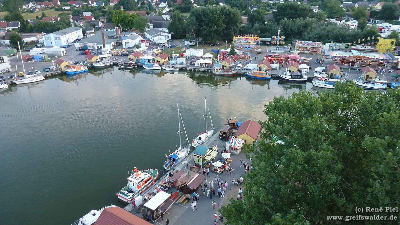 Fischerfest in Freest