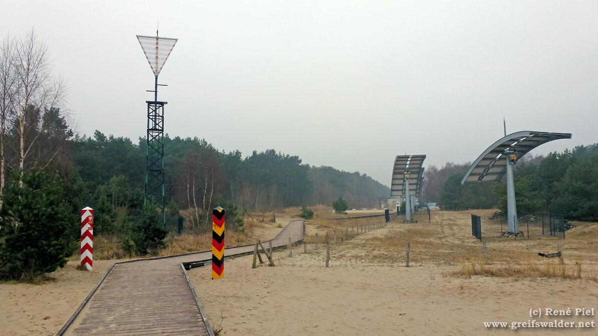 Grenze Polen - Deutschland
