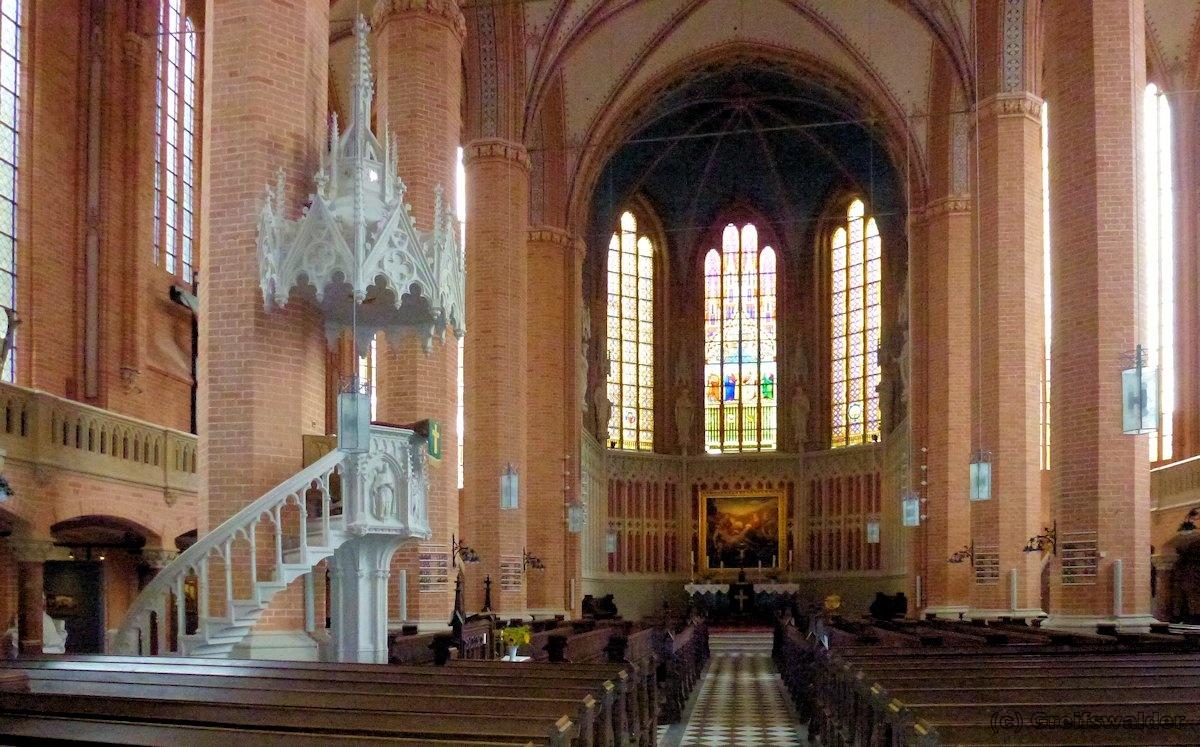 Sankt-Bartholomaei-Kirche in Demmin