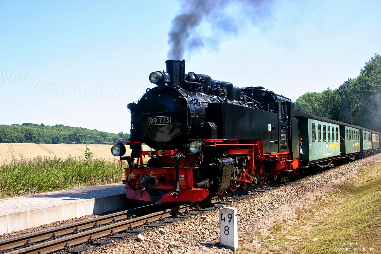 Rasender Roland - Rügensche Kleinbahn