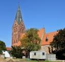 Kirche in Gützkow