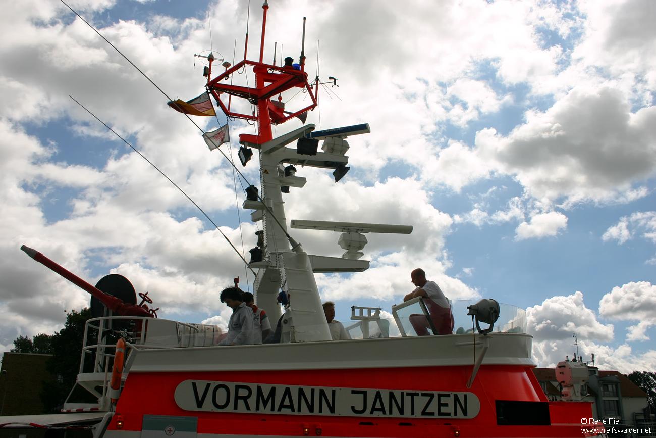 Seenotkreuzer Vormann Jantzen